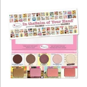 New in box the balm greatest hits palette